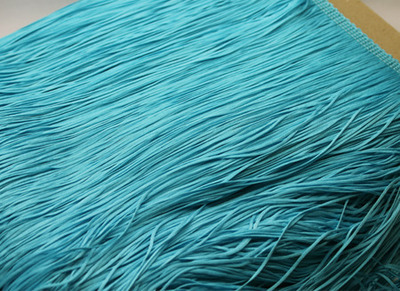 FRINGE 15CM HAWAII BLUE