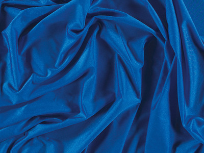 LUSTRE LYCRA ELECTRIC BLUE