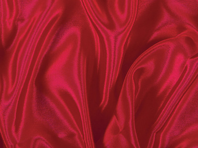 [당일발송]SATIN CHIFFON RED
