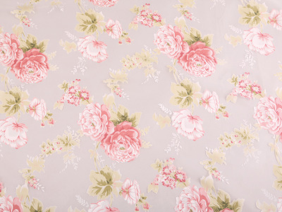 LUCY FLORAL PRINT ON ORGANZA